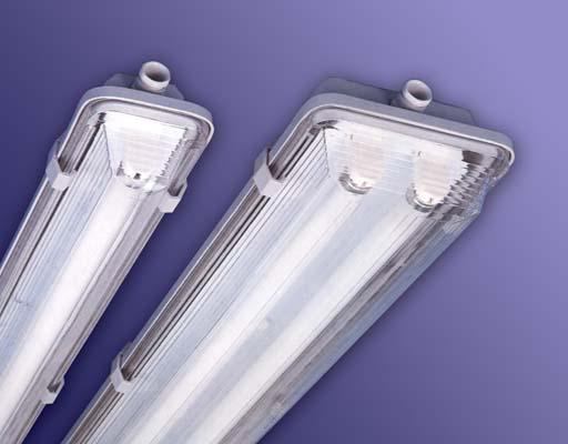 Накладные люминесцентные светильники ЛПО 01 Кристалл, ЛПО 01 1х18, ЛПО 01...